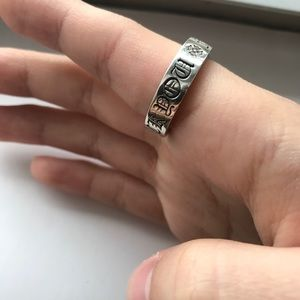40abd4db082 Chrome Hearts Jewelry - Chrome hearts fuck you ring 6mm